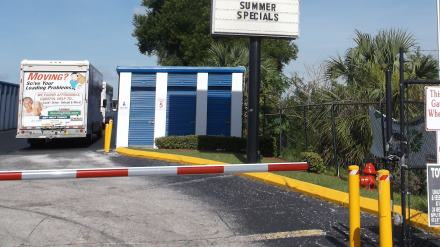 Sentry Self Storage - Tampa Florida