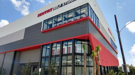 Sentry Self Storage - Hollywood Florida
